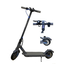 Europe Warehouse Cheap Wholesale Adult Portable Foldable Folding Standing Two Wheel Battery Electric E Electric Scooters