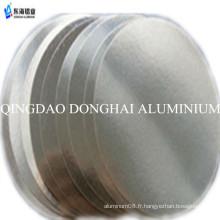 Cercle de feuille d'aluminium pour les ustensiles de cuisine
