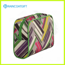 Full Printing Nylon Leinwand Make-up Tasche Rbc-055