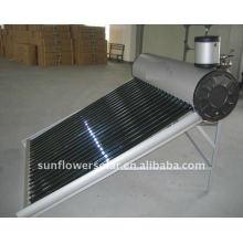 Calentador de agua solar del tanque del ayudante