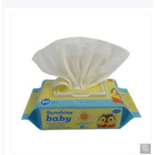 Spunlace Nonwoven Fabric Wet Baby Wet Wipes