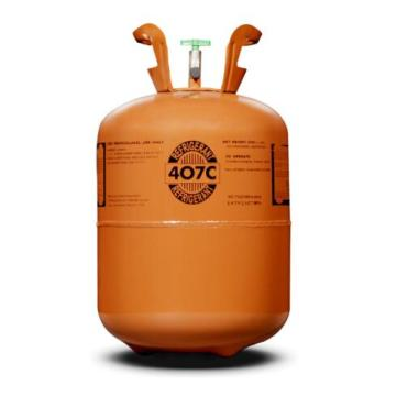 R407c Refrigerant -11.3kg packing R407c refrigerant