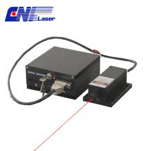 Módulo de laser de baixo ruído 650nm para medição de precisão