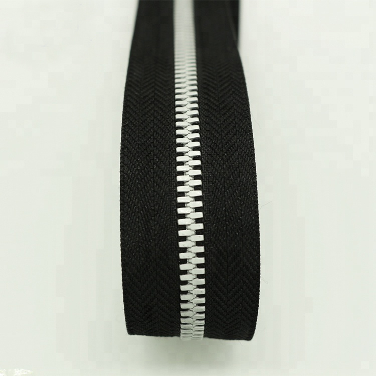 High Strength New Material Zipper Stainless Steel Teeth
