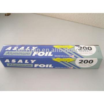 Schwere Massen Aluminium-Folie