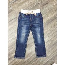 calças de brim dos meninos do bebê / calças de brim legal meninos dos fahion