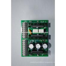 Freio ZLB-A placa para a peça de reposição elevador controle elevador do armário de exposição