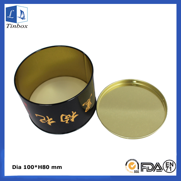 Metal Container For Tea Bulk