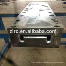 moule de pultrusion de frp faisant le profil moule de profil de cannelure de fibre de verre