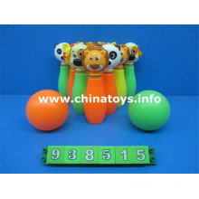 New Plastic Toys Bowling Set (938515)