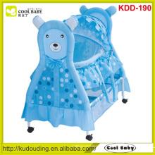 Tiergesicht Design NEU Schaukeln Bassinet Baby Möbel Schmetterling Moskitonetz Baby Cradle