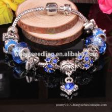 Оптовый дешевый шарм духовный браслет из бисера