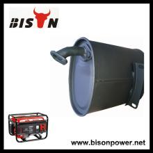 BISON CHINA TaiZhou Super Ruhige Schalldämpfer Fertigung Generatoren