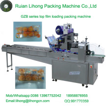Gzb-350A High Speed Pillow-Type Automatic Small Cake Flow Wrapping Machine