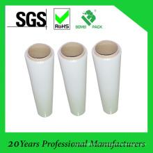 Envoltório plástico de alta resistência do filme de estiramento do PE da pálete