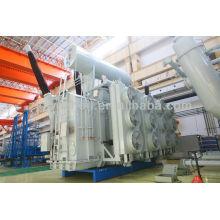 Pequeño transformador de 10kv / 33Kv inmerso en aceite
