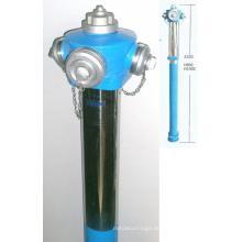 Dn80, Dn100 Außenpfeiler Feuer Hydrant mit Pn16