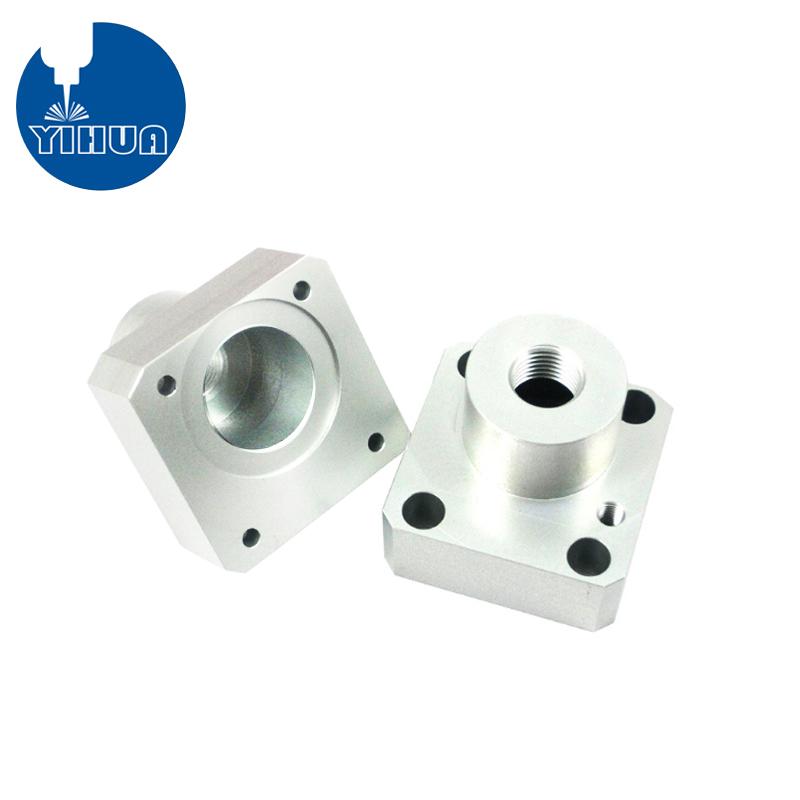 CNC Milling Aluminum Part