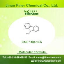 Cas 1484-13-5 | 9-Vinylcarbazole | N-vinil carbazol | 1484-13-5 | preço de fábrica; Grande estoque