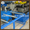 Galvanisierte Dachfirst-Kappen-Rolle, die Maschine bildet