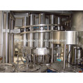 2015 design PET / glass bottle juice bottling machinery