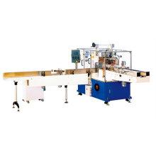 Полностью автоматическая трехмерная упаковочная машина для салфеток