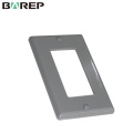 New product plastic home appliance industrial switch plate covers