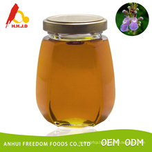 Pure natural raw vitex honey