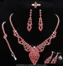 Fashion Crystal Bridal Jewelry Set