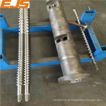 85/17 parallel-Twin Barrel für PVC-extruder
