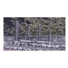 Heißes und populäres Stahlscharnier in Jinhua