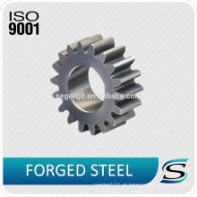 OEM / ODM personalizado forjado / engrenagem de aço de forjamento