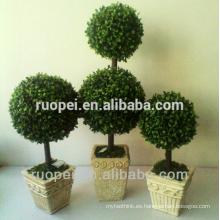 planta del árbol de los bonsai / árbol plástico de la decoración casera
