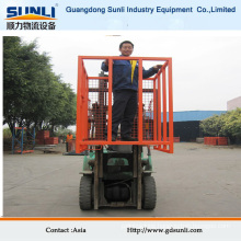 Forklift Steel Wire Mesh Cage with CE