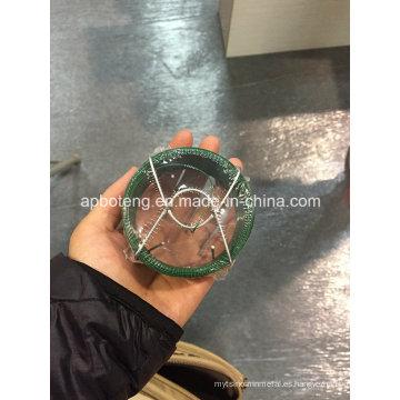 Alambre de lazo de la pequeña bobina del PVC Alta calidad