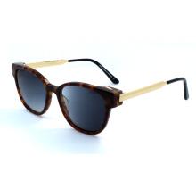 Metall-Sonnenbrille mit AC-Objektiv (C0045)