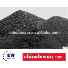 Grinding material/glass polishing pure black silicon carbide powder