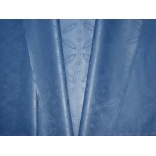 Африканский ткань Гвинея brocade бубу дамасской ткань жаккарда полиэфира