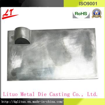Comum Usado Precise Alumínio Alumínio Die Casting Satellite Dish Cover