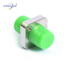 Adaptador de cabo de fibra óptica FC / APC com corpo quadrado