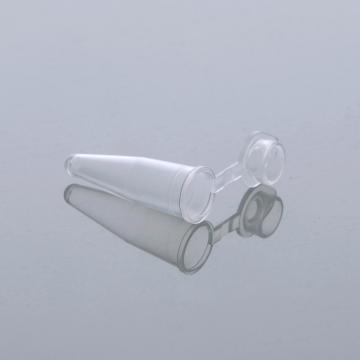 0.2ml Single Lab PCR Tubes