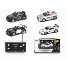 1: 58 Radio/C Car Toy with Light and Music/4 Asst Style
