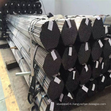 Best Selling Ss400 Carbon Round Black Annealed Steel Pipe
