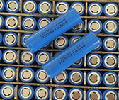 flashlight in eyes battery 18650 Battery LG