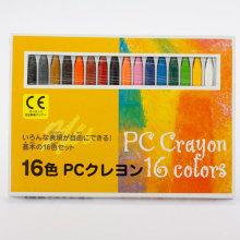 16colors-Öl-Pastell-Stifte