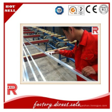 Perfil de extrusión de aluminio / aluminio de tubo / tubo (RA-006)