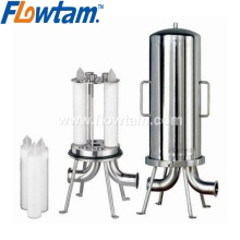 food grade stainless steel water filter housing