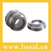 Leicht zu bedienende OEM-Gleitringdichtung Typ HF169 PTFE mit Faltenbalg