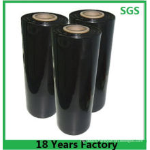 Machine Grade Black Shrink Wrap Pallet Stretch Film