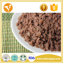 China Factory Sales Pet Food Low Price Alimentos para cães Alimentos enlatados